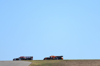 #23 Panis Barthez Competition Ligier JSP217 - Gibson: Timothé Buret, Julien Canal, Williams Stevens, #8 DKR Engineering Ligier JS P3 - Nissan: Christian Vaglio, Marvin Klein, Nicolas Maulini