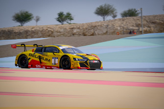 №8 Бельгия, Belgian Audi Club Team WRT Audi R8 LMS: Майк Ден Танд, Шарль Виртс