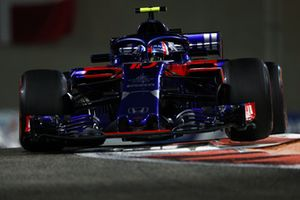 Pierre Gasly, Scuderia Toro Rosso STR13