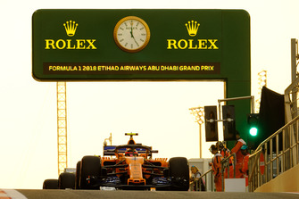 Stoffel Vandoorne, McLaren Renault