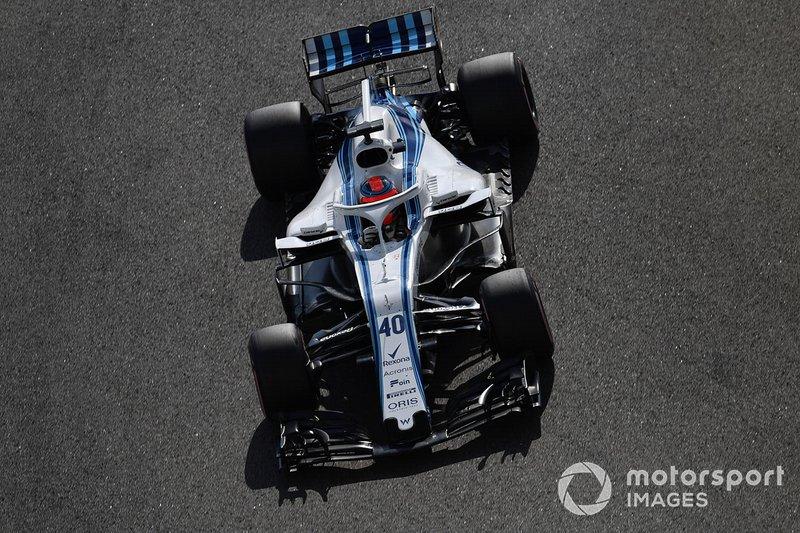 2018 - Williams FW41