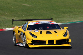 Gianluca Petecof, Ferrari 488 Challenge