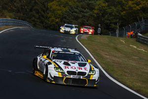 #99 ROWE Racing BMW M6 GT3: Nick Catsburg, Jesse Krohn, Nico Bastian