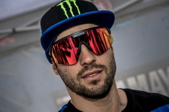 8 Yamaha Official Rally Team: Franco Caimi