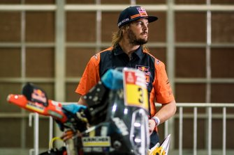 Тоби Прайс, KTM Factory Racing Team, KTM 450 (№3)