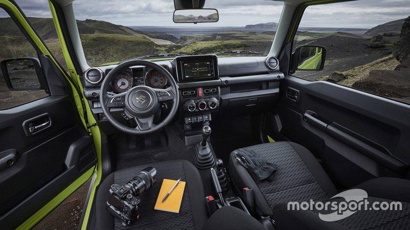 Suzuki Jimny 2019 року