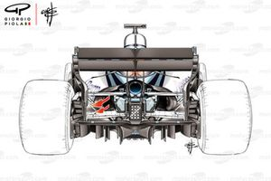 Williams FW41 soğutma
