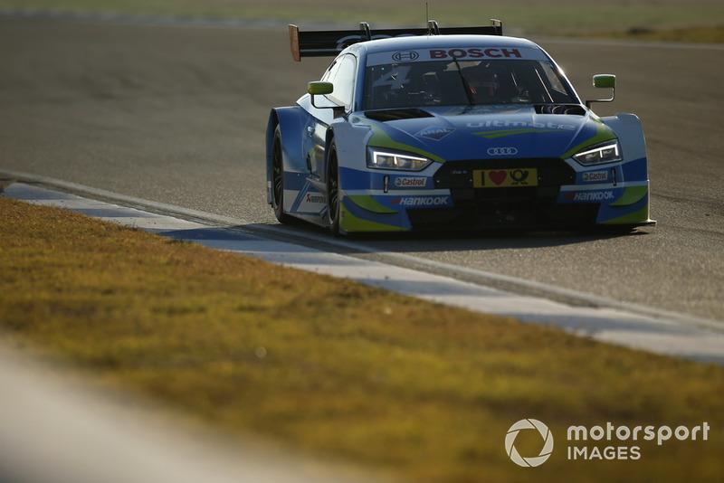 18. Robin Frijns, Audi Sport Team Abt Sportsline, Audi RS5 DTM