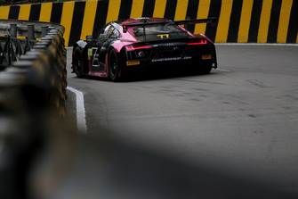 #77 Zun Motorsport Crew Audi R8 LMS: Adderly Fong
