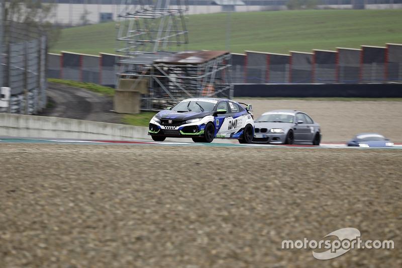 Євген Рахмайлов, Honda Civic Type R, Ukraine Racing