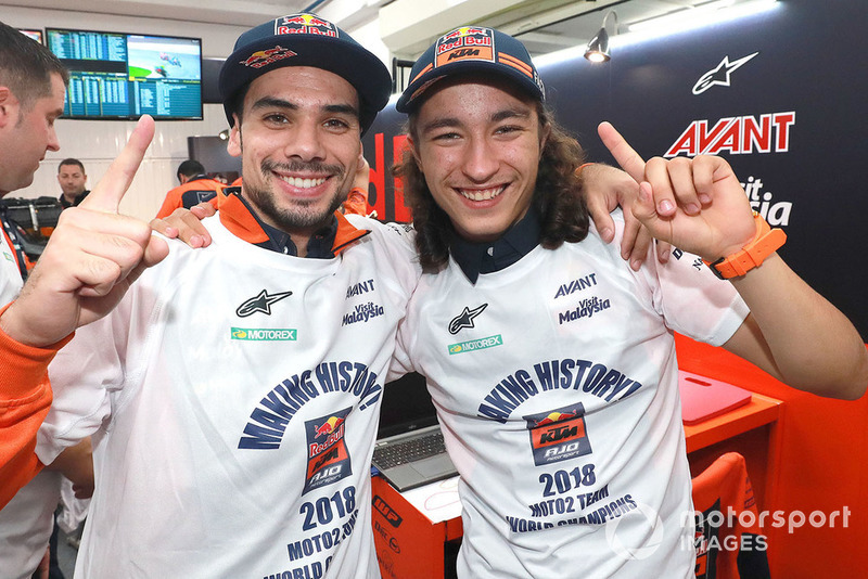 Miguel Oliveira, Can Oncu, Red Bull KTM Ajo