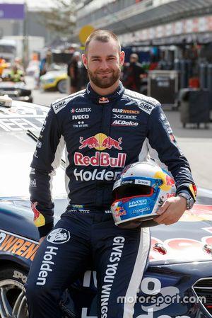 Шейн ван Гисберген, Triple Eight Race Engineering