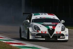 Adriano Bernazzani, Alfa Romeo Giulietta-TCR, Sport&Comunicazione