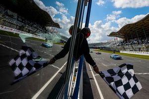 Race winner Robin Frijns, Audi Sport Team Abt Sportsline, Audi RS5 DTM