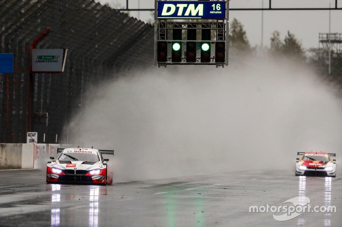 Robert Kubica, Orlen Team ART, BMW M4 DTM, Sheldon van der Linde, BMW Team RBM, BMW M4 DTM