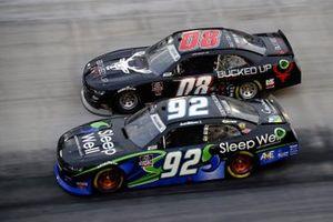 Josh Williams, DGM Racing, Chevrolet Camaro Sleep Well