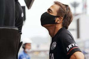 Shinichi Takagi(#55 ARTA NSX GT3)