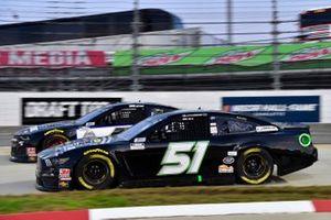 Joey Gase, Petty Ware Racing, Ford Mustang, Josh Bilicki, Tommy Baldwin Racing, Chevrolet Camaro Insurance King