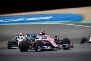 Nico Hulkenberg, Racing Point RP20, Nicholas Latifi, Williams FW43