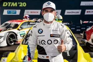Polesitter Timo Glock, BMW Team RMG