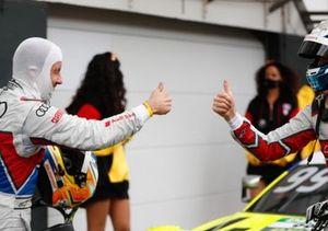 Mike Rockenfeller, Audi Sport Team Phoenix, René Rast, Audi Sport Team Rosberg