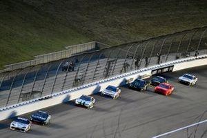 Harrison Burton, Joe Gibbs Racing, Toyota Supra Morton Buildings/DEX Imaging