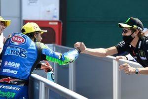 Enea Bastianini, Italtrans Racing Team, Valentino Rossi