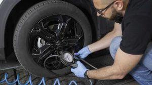 Cuidado de neumáticos