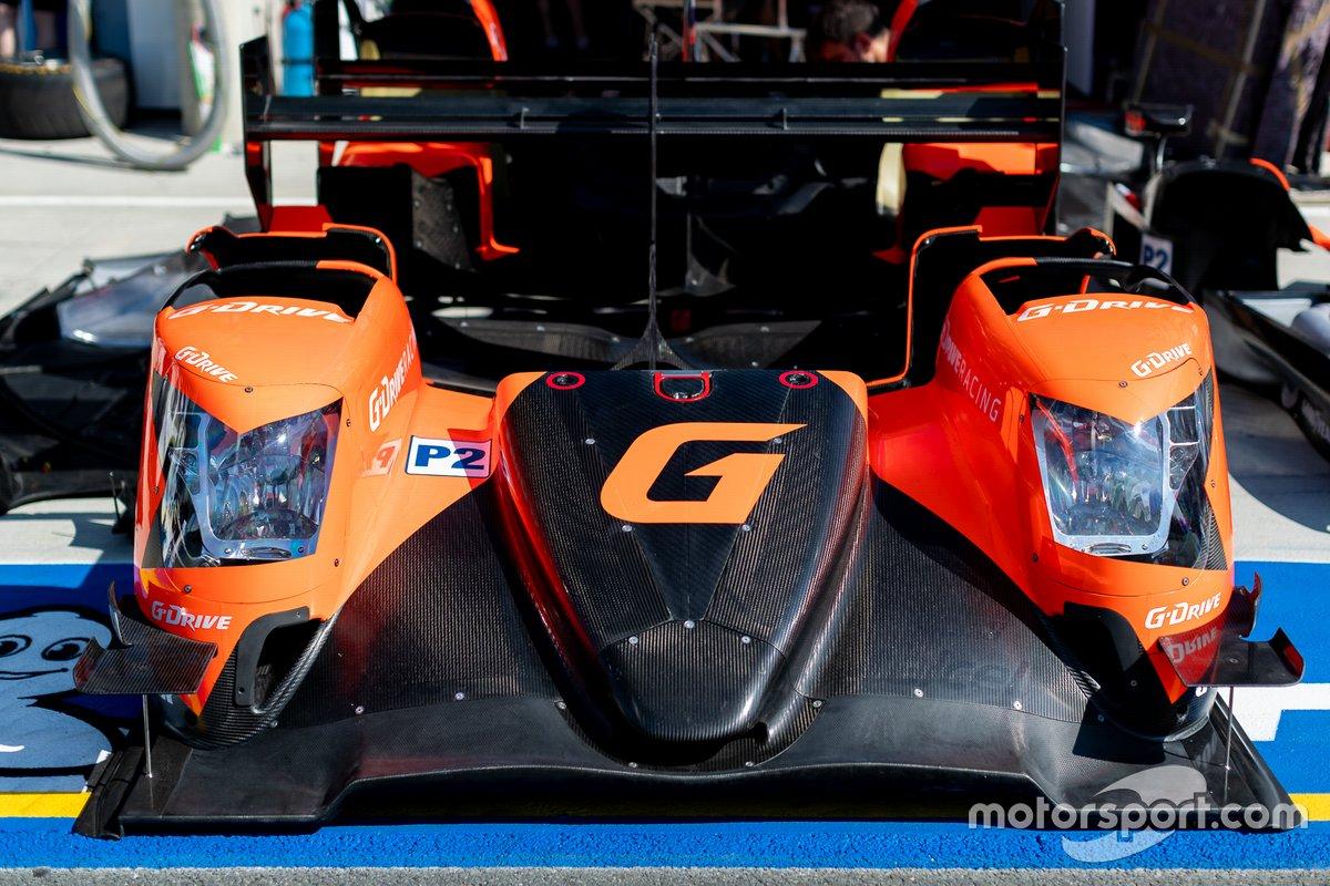 #26 G-Drive Racing - Aurus 01 - Gibson: Roman Rusinov, Jean-Eric Vergne, Mikkel Jensen