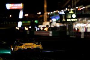 #66 JMW Motorsport Ferrari 488 GTE Evo: Richard Heistand, Maxwell Root, Jan Magnussen