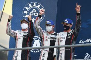 2. #1 Rebellion Racing Rebellion R-13: Bruno Senna, Gustavo Menezes, Norman Nato