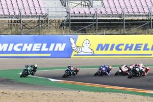 Franco Morbidelli, Petronas Yamaha SRT, race start