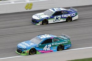 Matt Kenseth, Chip Ganassi Racing, Chevrolet Camaro AdventHealth Ty Dillon, Germain Racing, Chevrolet Camaro GEICO