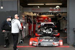 Car of Benoit Treluyer, Audi Sport Team Phoenix, Audi RS 5 DTM