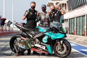 Johan Stigefelt, Franco Morbidelli, Petronas Yamaha SRT, Wilco Zellenberg