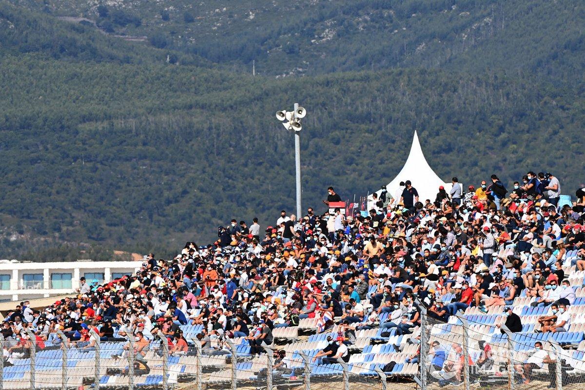 Fans en Portimao