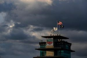 Pagoda-Tower am Indianapolis Motor Speedway