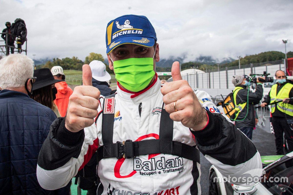Nicola Baldan, Dinamic Motorsport