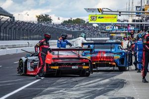 #31 Audi Sport Team Hardpoint WRT Audi R8 LMS GT3: Mirko Bortolotti, Spencer Pumpelly, Markus Winkelhock