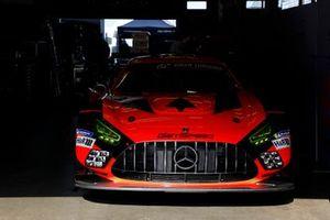 #8 Mercedes-AMG Team GetSpeed Mercedes-AMG GT3: Francois Perrodo, Emmanuel Collard, Matthieu Vaxivere, Christer Jöns