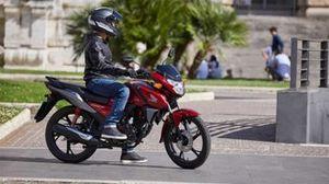 Honda CB125F 2021
