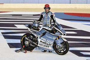 Stefano Manzi, Forward Racing special livery