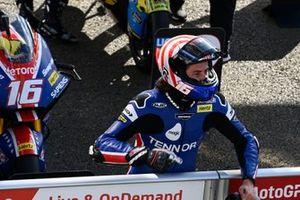 Polesitter Joe Roberts, American Racing