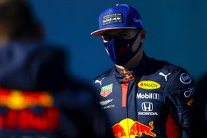 Max Verstappen, Red Bull Racing, qualifies 3rd