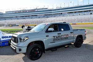 Toyota Pace Truck Las Vegas Motorspeedway