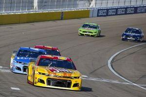 Ryan Preece, JTG Daugherty Racing, Chevrolet Camaro Slim Jim, Ricky Stenhouse Jr., JTG Daugherty Racing, Chevrolet Camaro Kroger