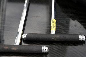 Simon Pagenaud, Team Penske Chevrolet, tools