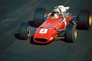 Chris Amon, Ferrari 312