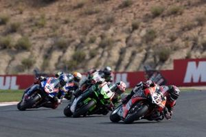 Scott Redding, Aruba.It Racing - Ducati, Jonathan Rea, Kawasaki Racing Team WorldSBK, Toprak Razgatlioglu, PATA Yamaha WorldSBK Team