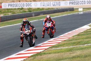 Tito Rabat, Barni Racing Team, Leon Haslam, Team HRC